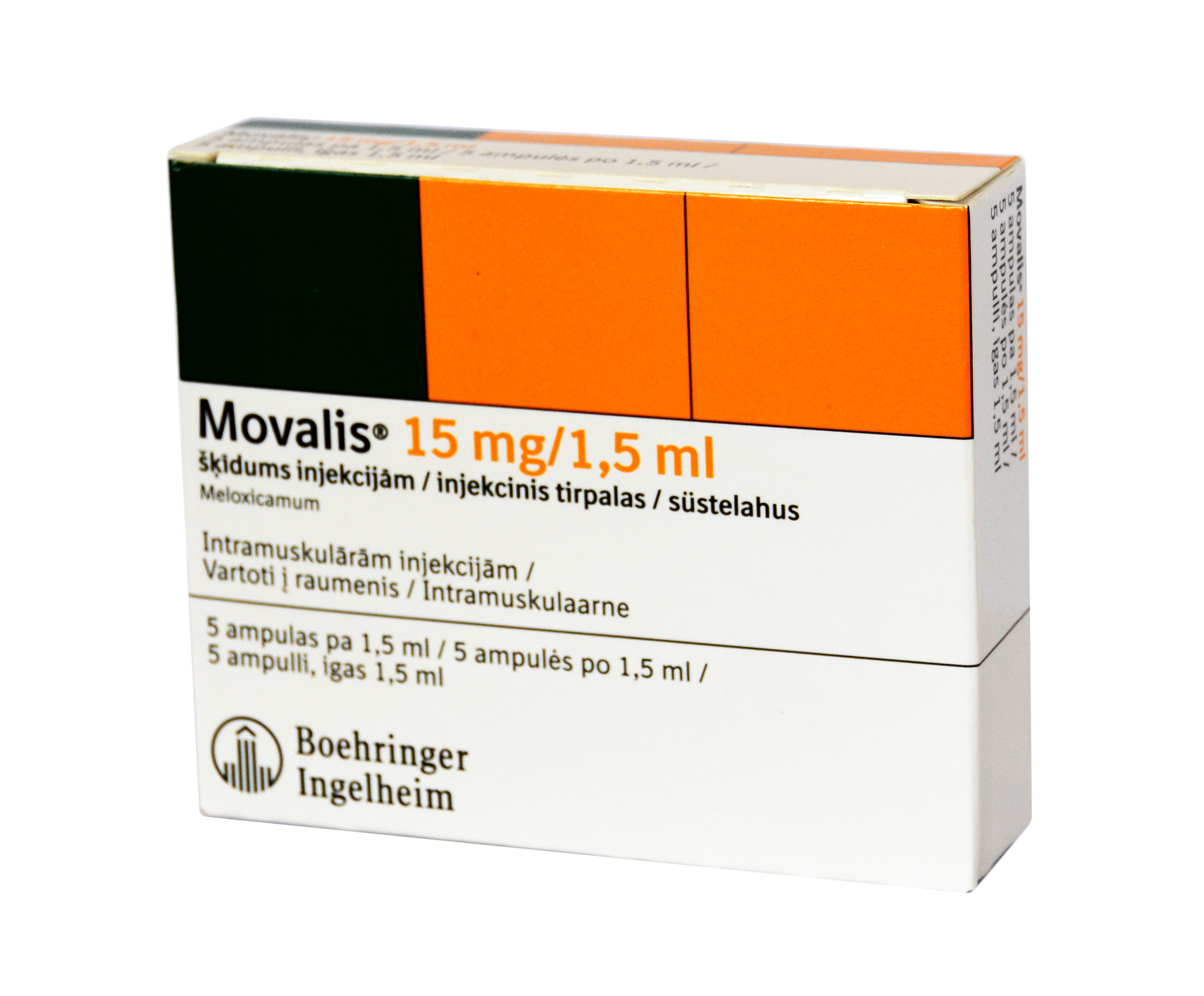 Movalis (15mg/1,5ml) (1)